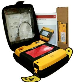 Lifepak 1000 AEDs